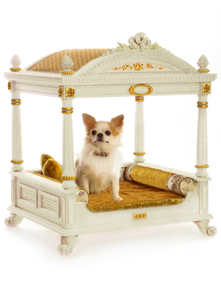How To Make A Dog Four Poster Bed