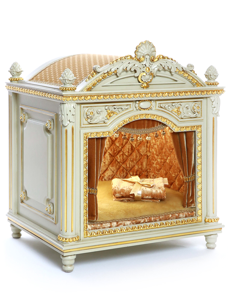 gioia handmade luxury dog houses for sale. Black Bedroom Furniture Sets. Home Design Ideas